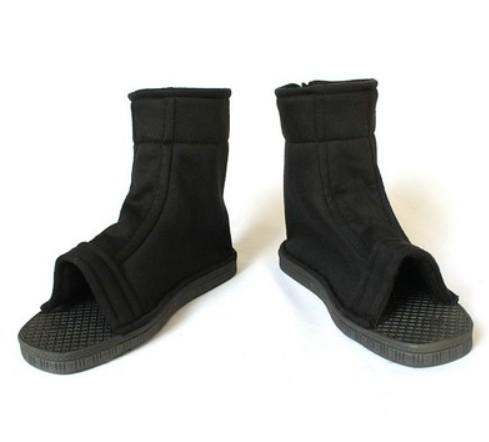 NARUTO   ナルト   木の葉   風 ブーツ、靴★ コ...