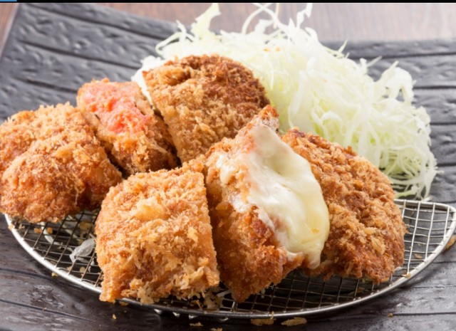明太&チーズミルフィーユカツ5セット入り(ハー...