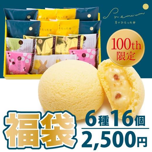 【100周年記念】山口銘菓 月でひろった卵プレミア...