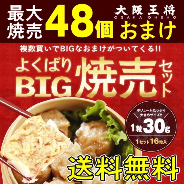 【送料無料】 最大48個オマケ! 大阪王将よくばり...