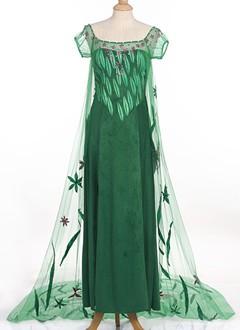 gargamel  アナと雪の女王 ドレス コスプレ 衣装 ...