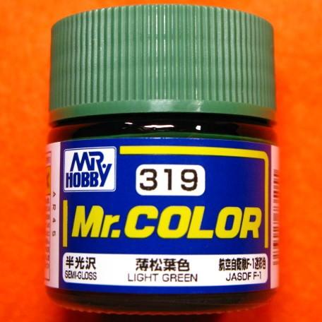 【遠州屋】 Mr.カラー (319) 薄松葉色 航空自衛...