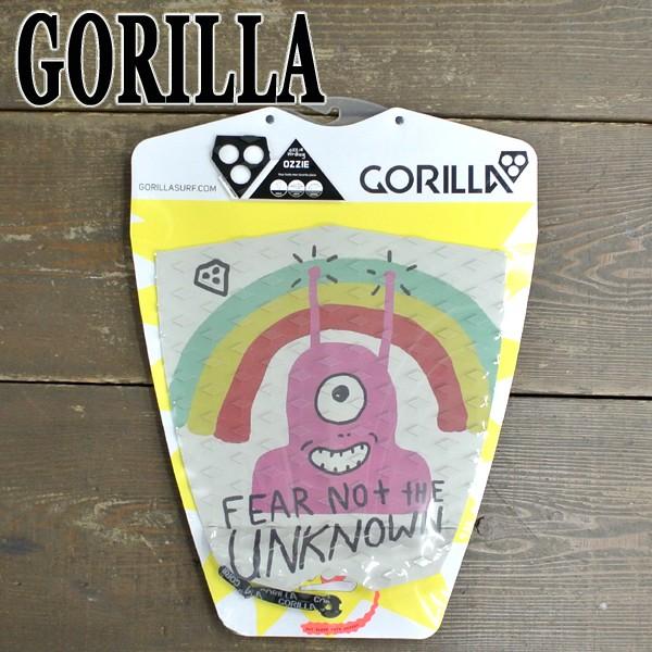 GORILLA/ゴリラ DECK PAD/デッキパッド OZZIE FEA...