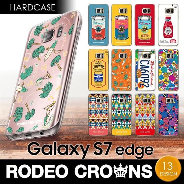 Galaxy S7 edge (SC-02H/SCV33) 【RODEOCROWNS/ロ...