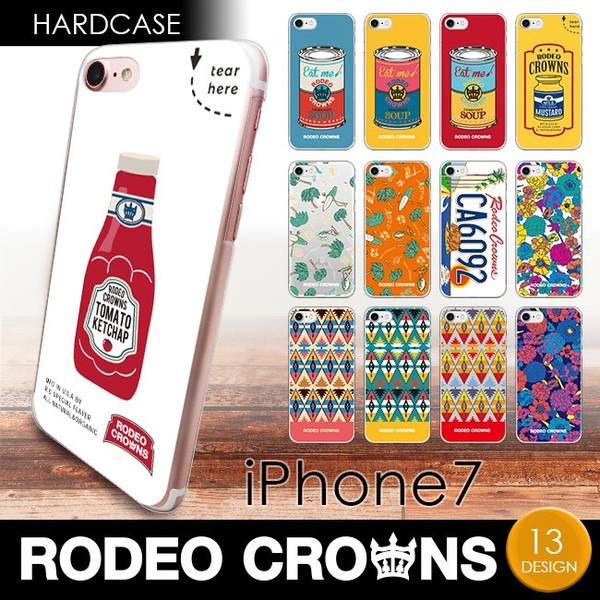 iPhone8 iPhone7 対応【RODEOCROWNS/ロデオクラウ...