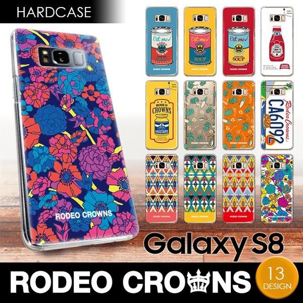 Galaxy S8 (SC-02J/SCV36) 【RODEOCROWNS/ロデオ...