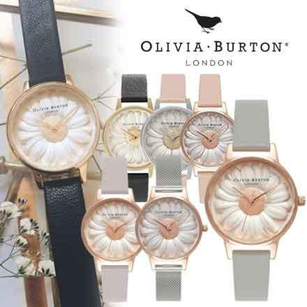 Olivia Burton オリビアバートン 時計 FLOWER SHO...