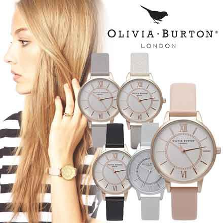 Olivia Burton オリビアバートン 時計 WONDERLAND...