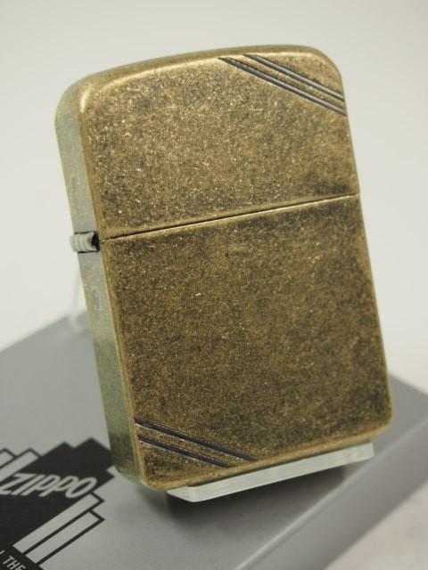 ジッポーZippo 1941 レプリカ・ダイヤゴナルライ...