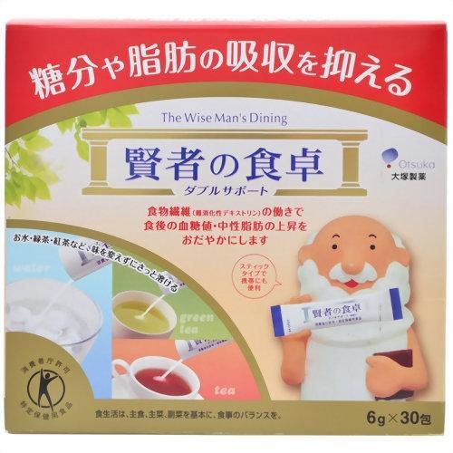 賢者の食卓 6g×30包 (特定保健用食品)2箱セッ...