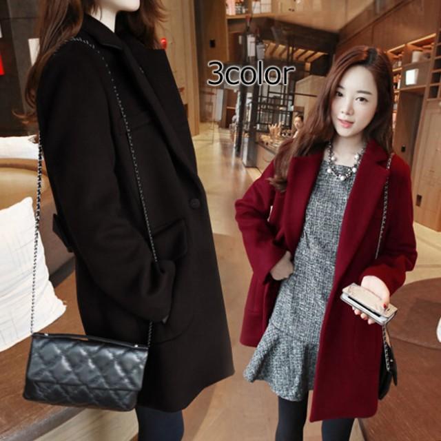 ファッション 韓国風 レディース服 ローグコート ...