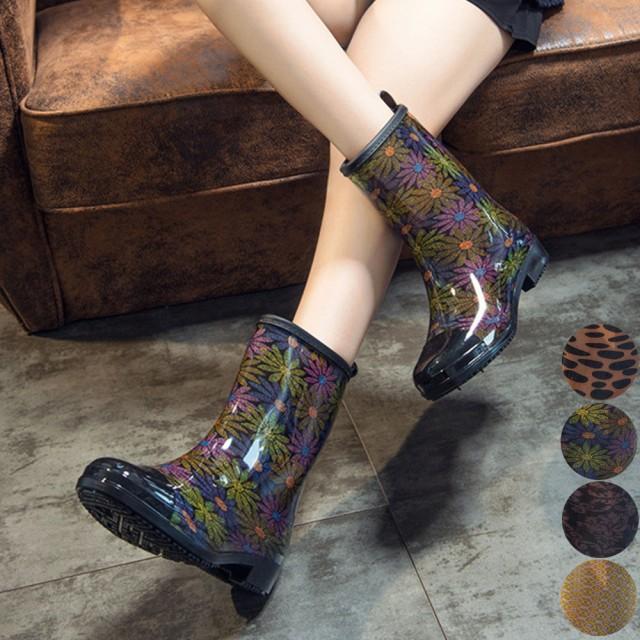 靴 雨 雨靴 長靴 シューズ レインシューズ ブーツ...