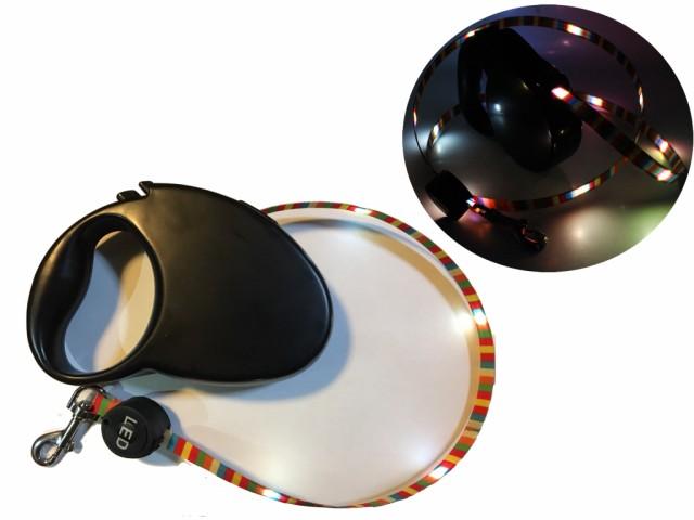 国内初  LED型 光るリード 最新型 自動巻取式 ...