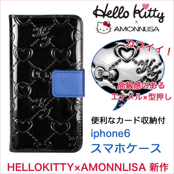 iPhone6 Phone6s ケース [正規品]ハローキティ H...