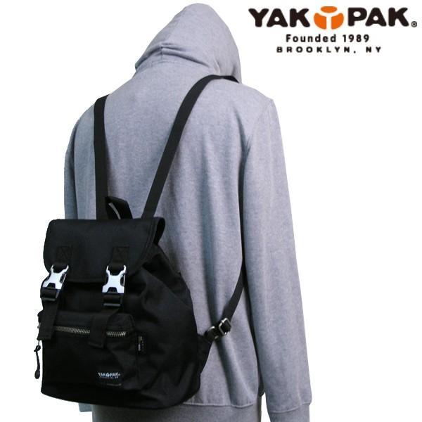【送料無料】ヤックパック YAK PAK ミニ リュック...