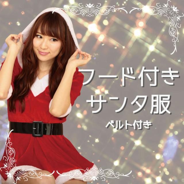 サンタ コスプレ レディース 衣装 クリスマス パ...