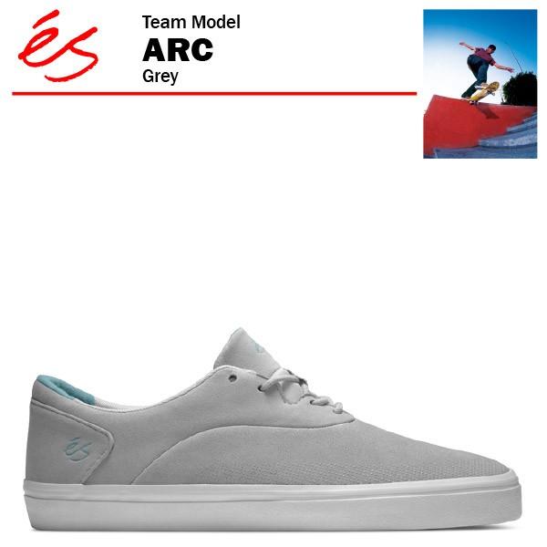 エス ARC グレー スケート スケーター スニーカー...