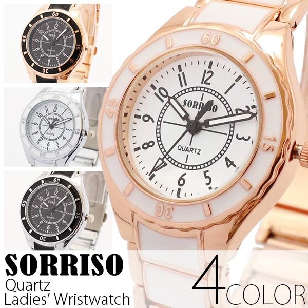 e4019f4655 レディース 腕時計 圧倒的な超特価!NEW モノトーン 腕時計 ブラック黒 ホワイト白 ピンク