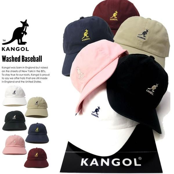 KANGOL カンゴール キャップ ローキャップ 帽子 W...