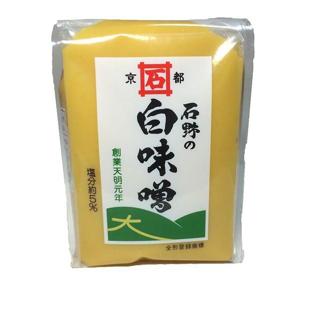 石野 特醸白味噌 300g 白味噌 味噌汁 お雑煮 味噌...