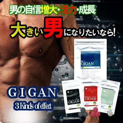 【Wアップキャンペーン】GIGAN 3kinds of effe...