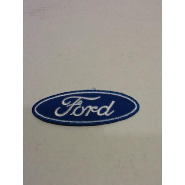 アメリカンな小型刺繍ワッペン(P)(フォード/Fo...