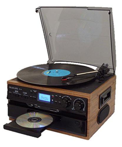 レコード / CD / ラジオ & カセット 搭載プレーヤ...