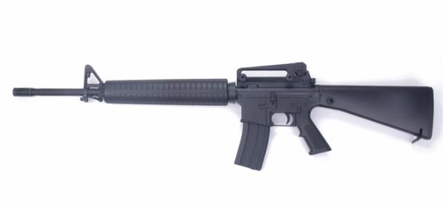 【6月入荷予約】S&T M16A4 ガスブローバック スポ...