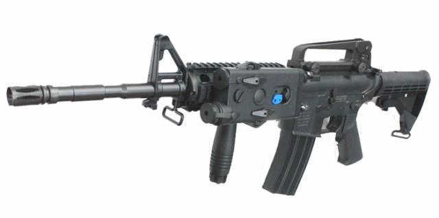 【特別セール】CM607BK M4 RIS FRP スポーツライ...
