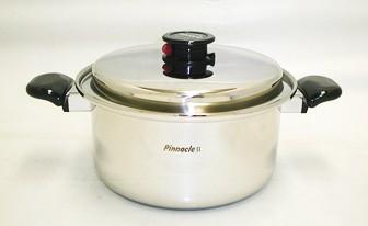【日本製】ピナクル2 両手鍋 20cm キッチン用品...