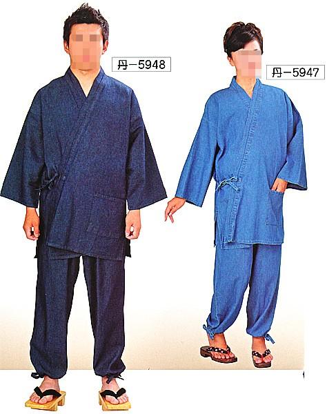 作務衣 丹印 5947-5948 全2種 (日本の踊り ...