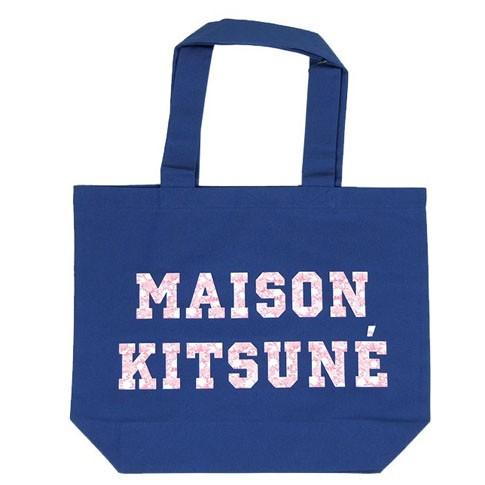 MAISON KITSUNE メゾンキツネ トートバッグ TOTE ...