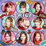 ◆通常盤☆TWICE CD【Candy Pop】18/2/7発売