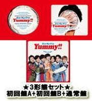◆初回盤A+初回盤B+通常盤セット[取]★Kis-My-F...