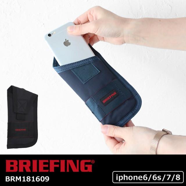 ポイント10倍 ブリーフィング iphoneケース スマ...