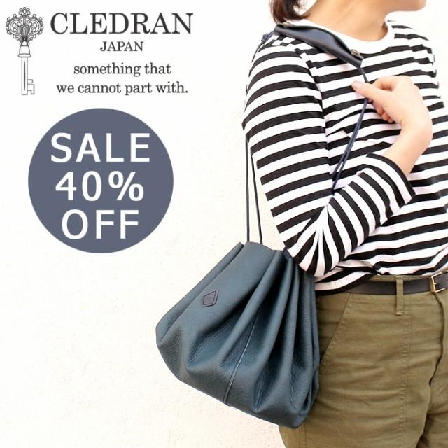 ポイント10倍 セール【40%OFF】CLEDRAN クレドラ...