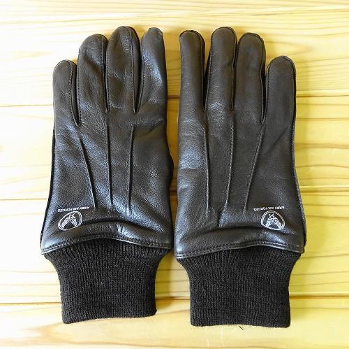 アメリカ軍 A-10 レザーグローブ 皮手袋/ネコポス...