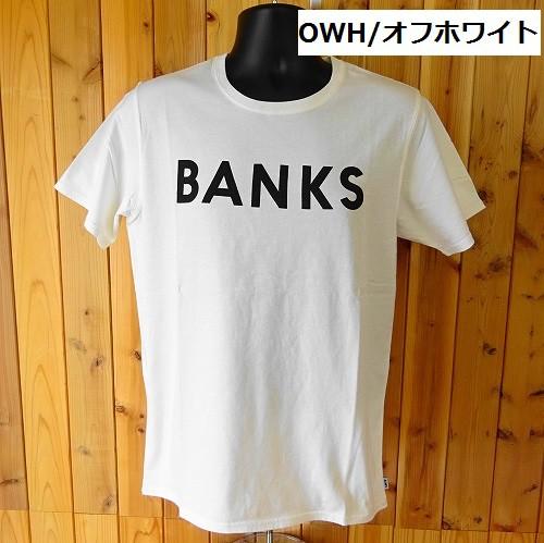 バンクス BANKS クラシック Tシャツ 半袖Tシャツ...