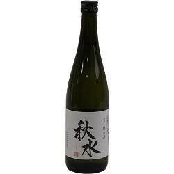 秋水 720ml 特別純米酒 河津酒造 熊本