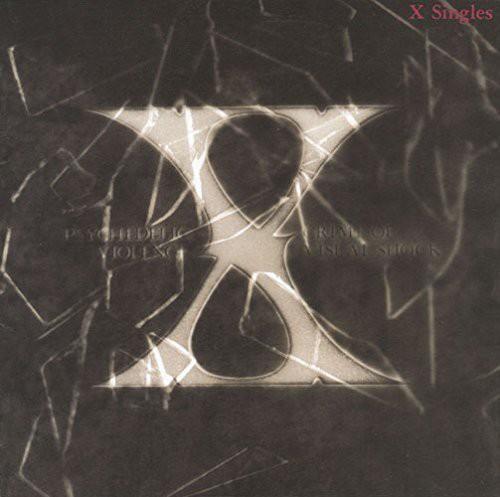 1806 新品送料無料 X JAPAN X Singles Original r...