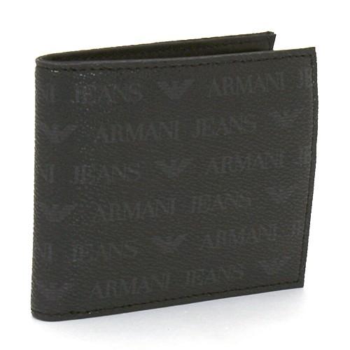 アルマーニジーンズ二つ折り財布 06V2G J4