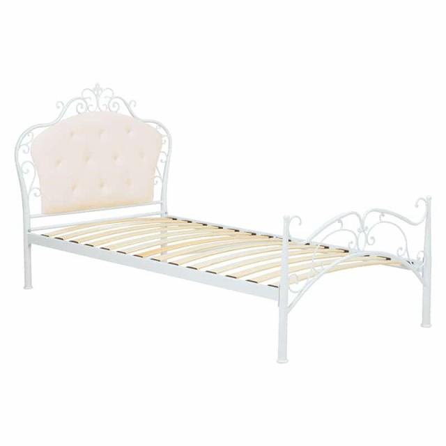 デザインベッド(ホワイト) KH-3090S-WH