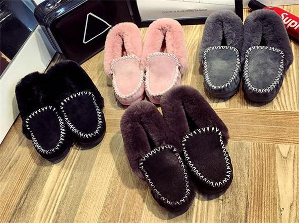 ブーツ ムートンブーツ 裏起毛 暖かい かわいい ...