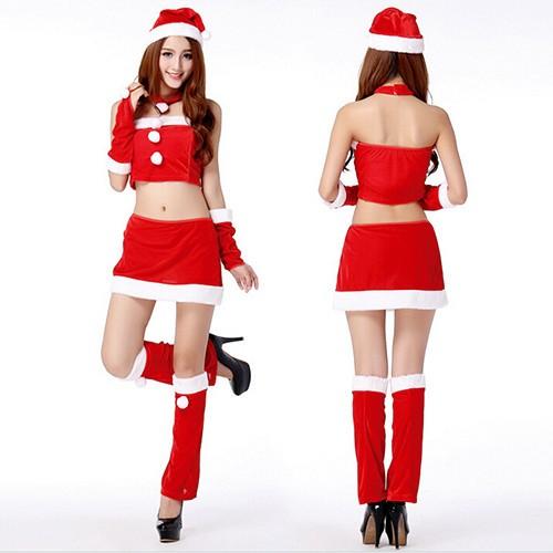 セクシーサンタ コスプレ クリスマス衣装 セクシ...