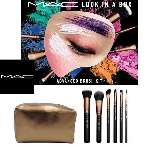 MAC/マック  LOOK IN A BOX  Brush Kit ルックイ...