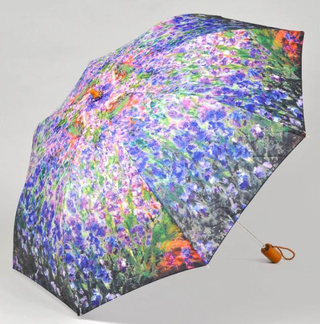 【折りたたみ傘】モネ スプリングガーデン