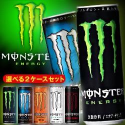 【送料無料】 アサヒ飲料  モンスター エナジー  ...