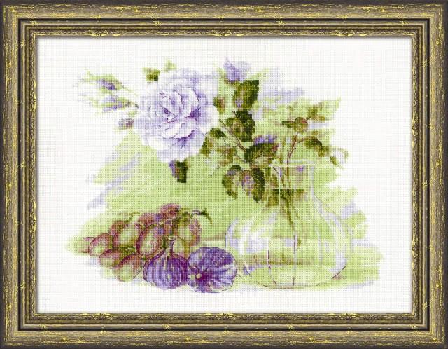 RIOLISクロスステッチ刺繍キット No.1712 「Sweet...