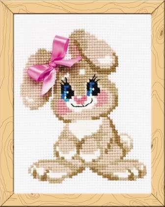 RIOLISクロスステッチ刺繍キット HB105 「Rabbit...