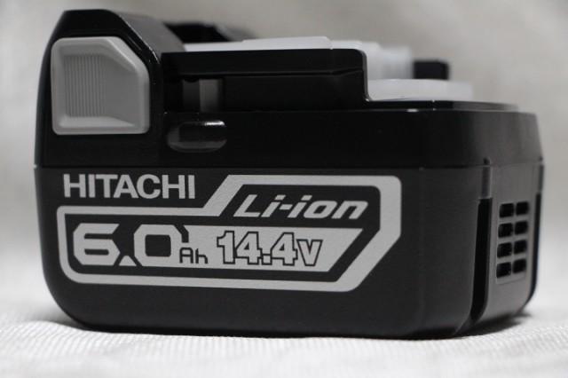 日立工機[HITACHI KOKI]14.4V-6.0Ah バッテリ BSL...